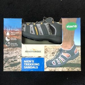 Mans shoes/sandals for walking and hiking